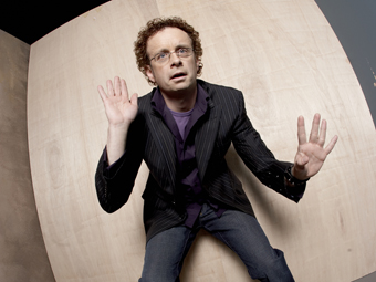 Kevin McDonald performs a one-man show about his days with The Kids in The Hall, as part of this weekend's spectacular SketchFest NYC 09