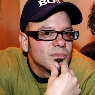David Cross performs in a star-studded show tonight at Comedy Below Canal