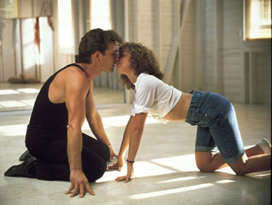 The Raspberry Brothers provide their homage to Patrick Swayze tonight via running comedic commentary on Dirty Dancing