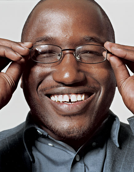 Hannibal Burress, the newest staff writer of Saturday Night Live, performs tonight at Comedy at Cobble Hill