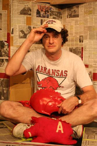 Matt Besser, co-founder of the Upright Citizens Brigade, performs tonight at a hilarious rock star impersonation show and this weekend at the Del Close Improv Marathon