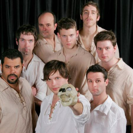 Improvised Shakespeare Co., a genius comedy troupe that's making improv history, performs tonight through Thursday