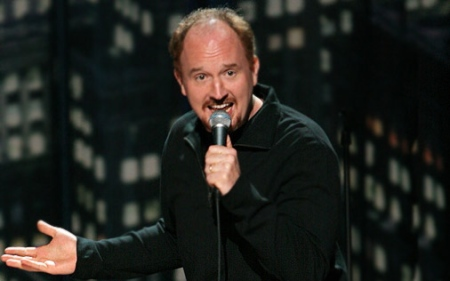 Louis C.K. continues his smash hit show tonight at Carolines
