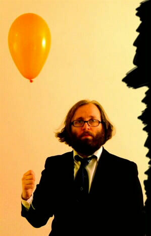 UK comedy genius Daniel Kitson and other wonderful stand-ups perform this weekend at The Eugene Mirman Comedy Festival