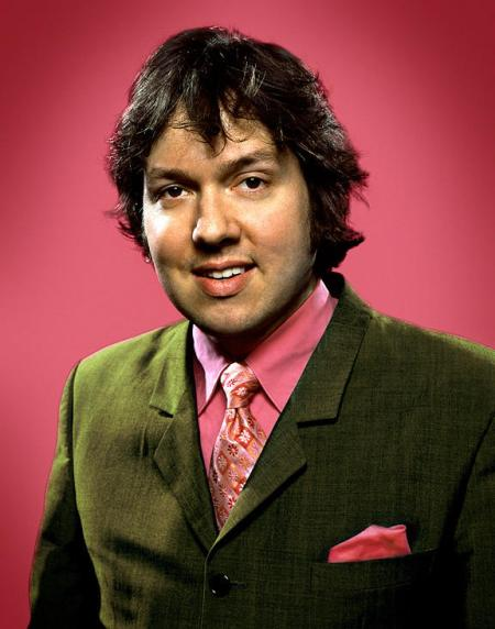 Dave Hill hosts tonight at an all-star edition of Eugene Mirman's Tearing the Veil of Maya
