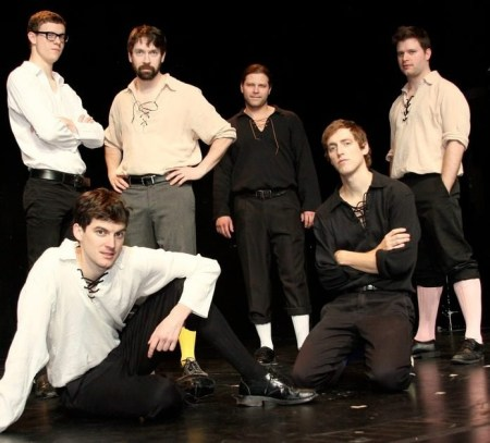 The Improvised Shakespeare Company