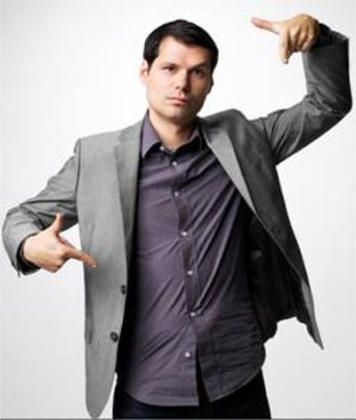 michael ian black wife