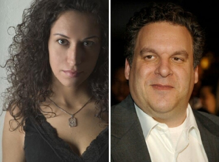 Rachel Feinstein and Jeff Garlin