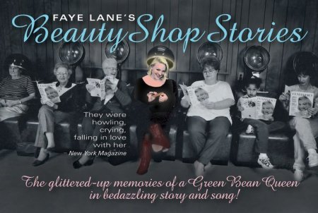 Faye Lane's Beauty Shop Stories