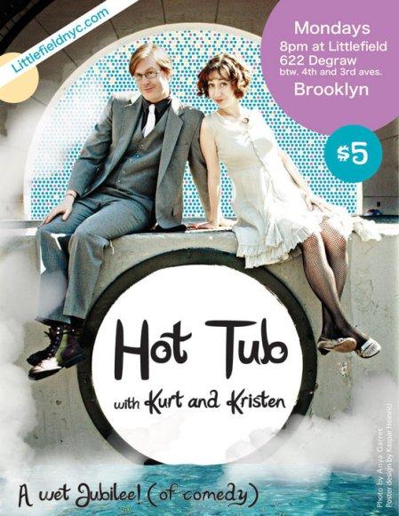 Kurt Braunohler & Kristen Schaal