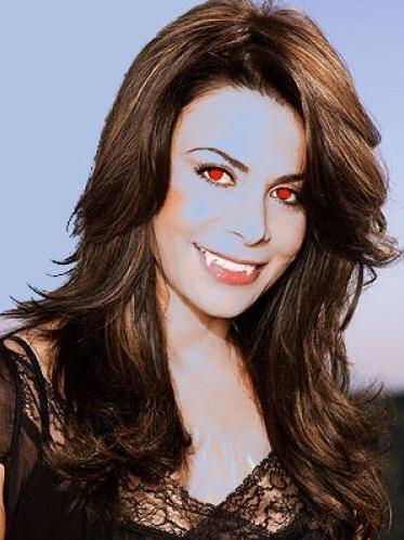 Paula Abdul as Vampire