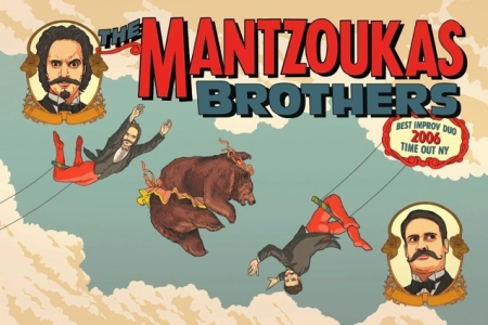 The Mantzoukas Brothers