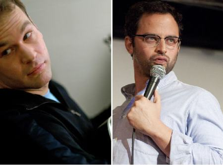 Mike Birbiglia and Nick Kroll