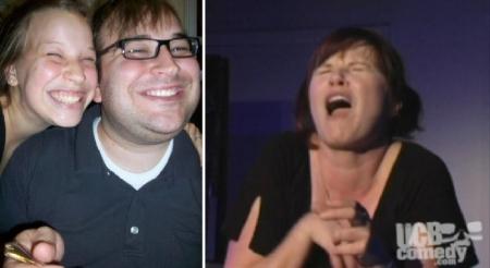 Gavin Speiller and Pamela Murphy