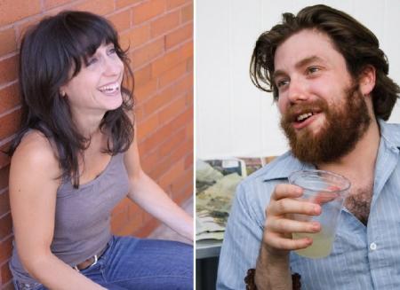 Leslie Meisel and Dan St. Germain