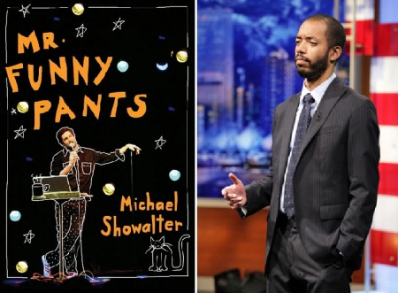 Michael Showalter and Wyatt Cenac
