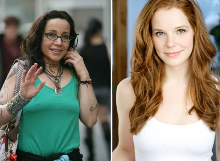 Janeane Garofalo and Julie Sharbutt