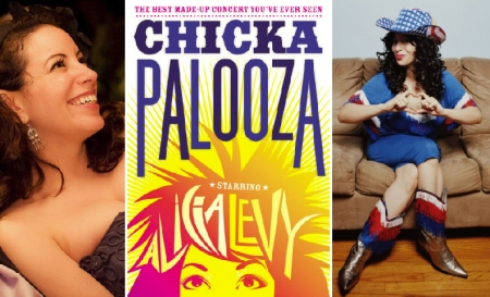 Alicia Levy in Chickapalooza
