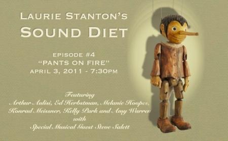 Laurie Stanton's Sound Diet