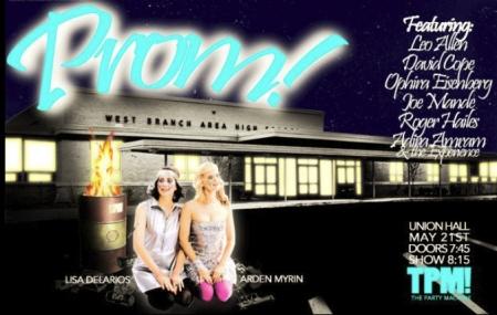 Arden Myrin's The Party Machine: Prom
