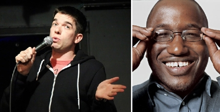 John Mulaney and Hannibal Buress