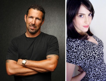Rich Vos and Mindy Raf