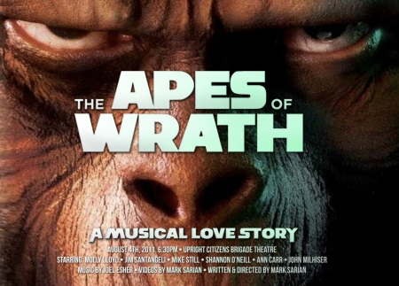 The Apes of Wrath: A Musical Love Story