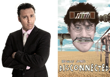 Aasif Mandvi and Beowulf Jones