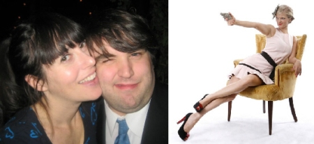 John Gemberling and Arden Myrin