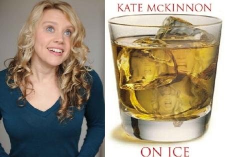 Kate McKinnon on Ice