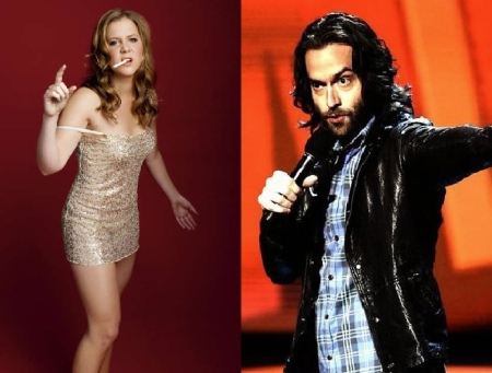 Amy Schumer and Chris D'Elia