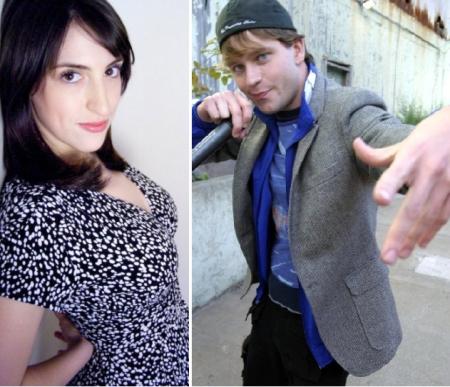 Mindy Raf and Chris Sullivan (Shockwave)