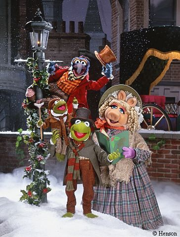 The Muppets: Christmas