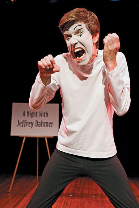 Billy the Mime