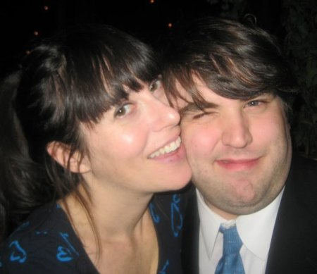 Andrea Rosen and John Gemberling