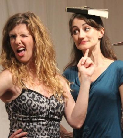 Ashley Wren Collins in Mother Eve's Secret Garden of Sensual Sisterhood