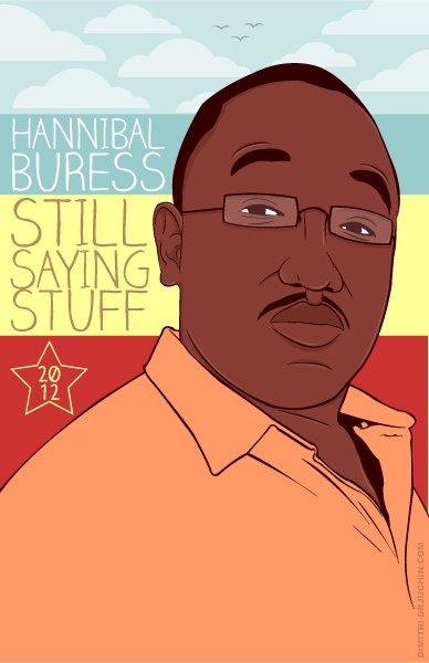 Hannibal Buress