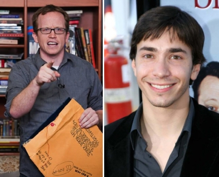 Chris Gethard and Justin Long