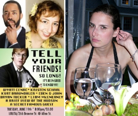 Tell Your Friends Finale and Jessi Klein
