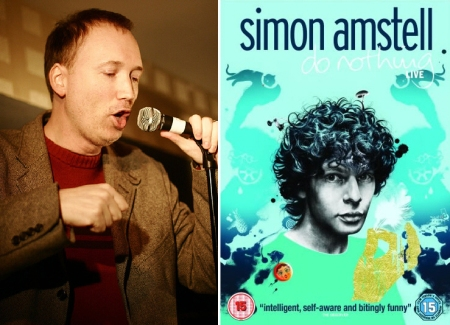 Tom Shillue and Simon Amstell