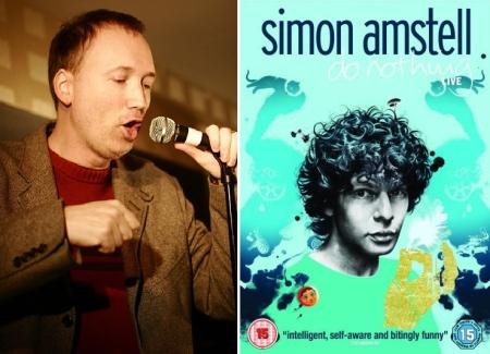 Tom Shillue and Simon Amstell