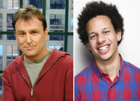 Colin Quinn and Eric Andre