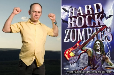 Todd Barry and Hard Rock Zombies