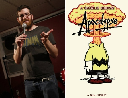 Mike Lawrence and A Charlie Brown Apocalypse