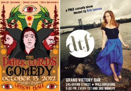 The Dark Lords of Comedy and DTF