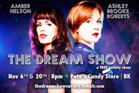 Amber Nelson & Ashley Brooke Roberts: The Dream Show