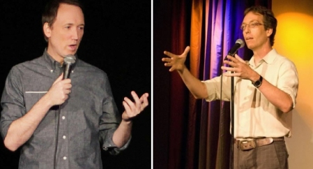 Tom Shillue and Jim O'Grady