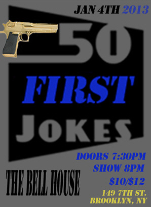 Fifty First Jokes 2013