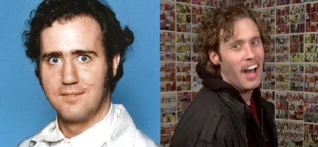 Andy Kaufman and T.J. Miller