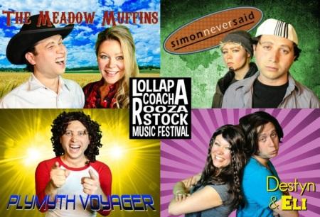 Lollapacoacharoozastock Music Festival